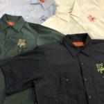 台風飯店 UBER eats 開始記念 Delivery Shirts