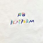 PLATFORM ロゴロングスリーブTシャツ