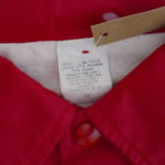 USED Nylon Coach Jacket RED