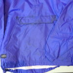 USED Charles River Anorak Parka BLUE