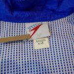 USED SPEEDO Nylon Jumper BLUE