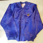 USED HARTWELL Stadium Jumper BLUE
