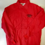USED Smucker's Coach Jacket RED