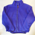 USED L.L.Bean Fleece Jacket BLUE