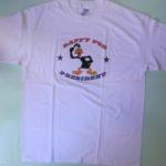 DEADSTOCK Daffy Duck Short Sleeve TEE WHITE