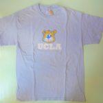 USED UCLA TEE LIGHTBLUE