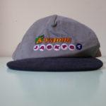 USED Keystone Jackpot CAP GRAY×NAVY