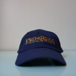 USED The Lord Of The Rings CAP NAVY