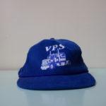 USED VPS CORDUROY CAP BLUE