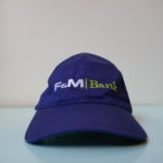 USED F&M Bank CAP BLUE