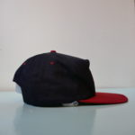 USED 5&Diner CAP BLACK×RED