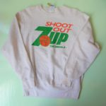 USED 7UP SWEAT H.GRAY