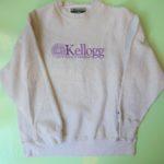 USED Kellogg SWEAT H.GRAY