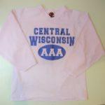 USED Central Wisconsin Hockey Jursey WHITE