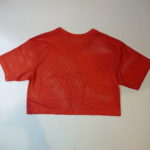 USED Parental Advisory Jersey ORANGE