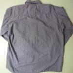 USED Dickies Chambray Shirt BLUE