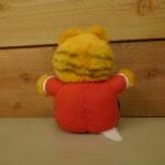 SOFT TOY Garfield Small Santa