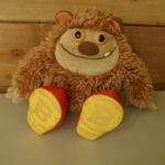 SOFT TOY Bigsby Interactive Story Buddy
