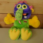 SOFT TOY ZUGLY MONSTER