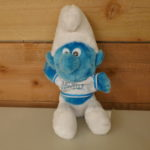 SOFT TOY SMURF HUG YOUR SMURF TEE VINTAGE