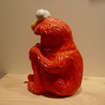 GOODS Elmo Piggy Bank