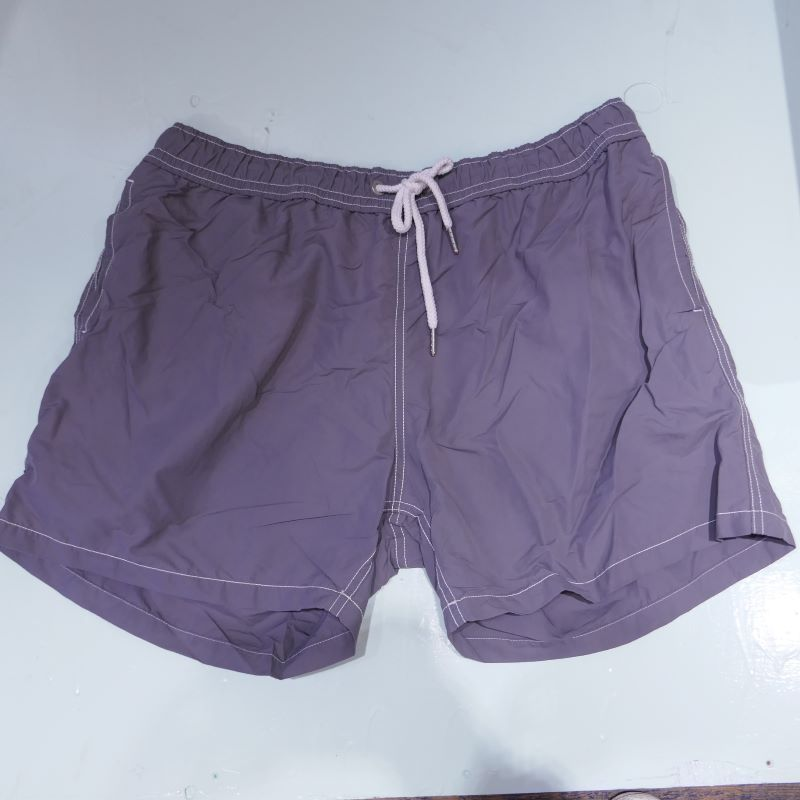 VINTAGE SOOBAYA SHORT PANTS GRAY