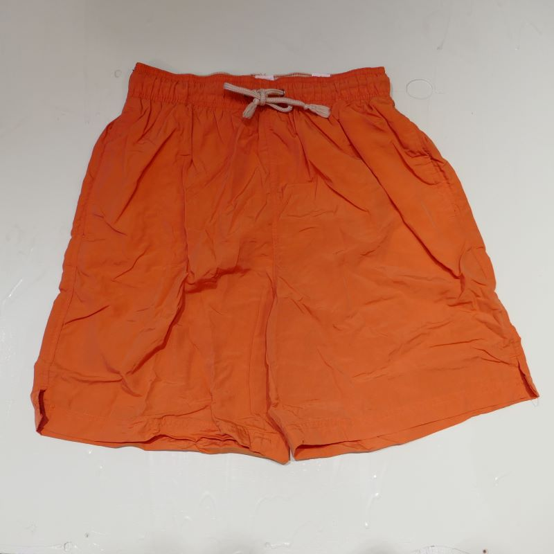 USED SUN-N-SUN SHORT PANTS ORANGE