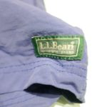 USED L.L.BEAN SHORT PANTS BLUE