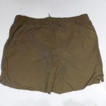 USED MERONA SHORT PANTS OLIVE