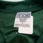 USED VKM  S/S FOOTBALL SHIRT GREEN