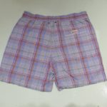 USED POLO BY RALPH LAUREN SHORT PANTS BLUE CHECK