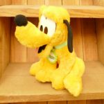 SOFT TOY DISNEY PLUTO PLUSH