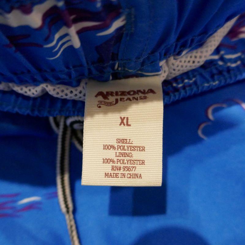 VINTAGE ARIZONA JEANS SHORT PANTS BLUE