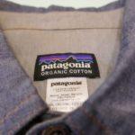 USED PATAGONIA L/S CHAMBRAY SHIRT