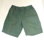USED DICKIES SHORT PANTS GREEN