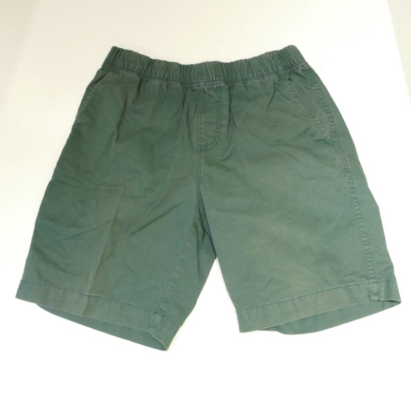 USED DICKIES SHORT PANTS GREEN