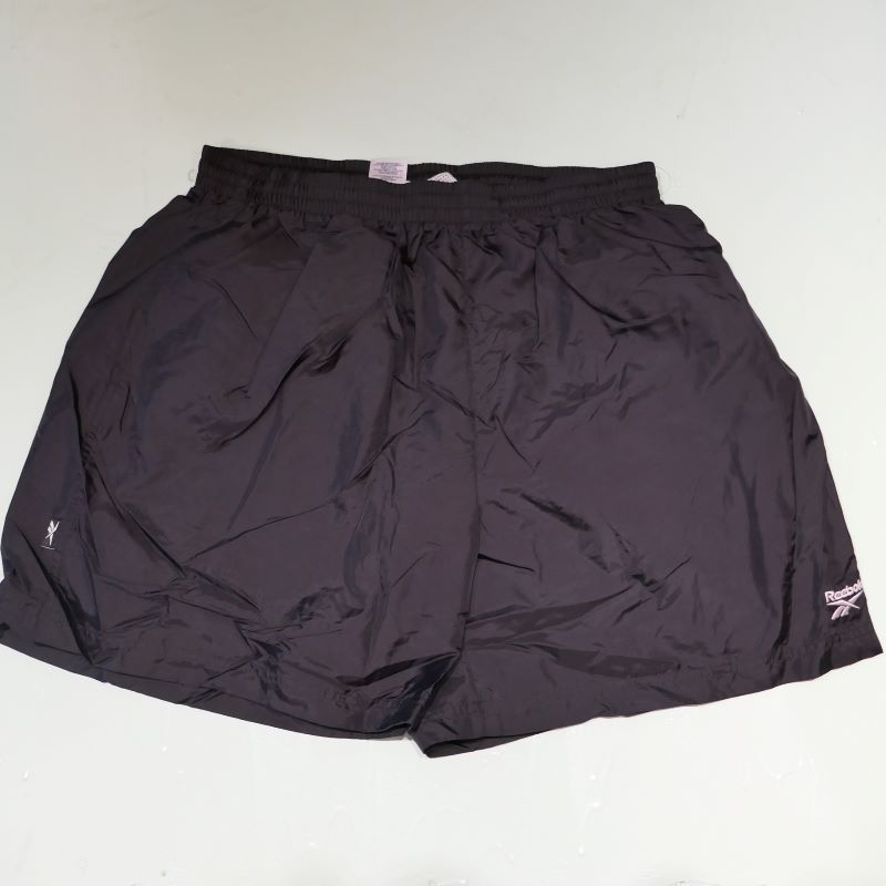 USED REEBOK SHORT PANTS BLACK