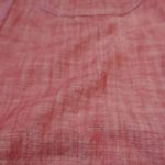 USED C.E.SCHMIDT S/S CHAMBRAY SHIRT RED