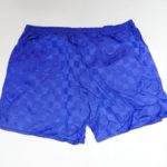 USED USA OLYMPIC SHORT PANTS BLUE
