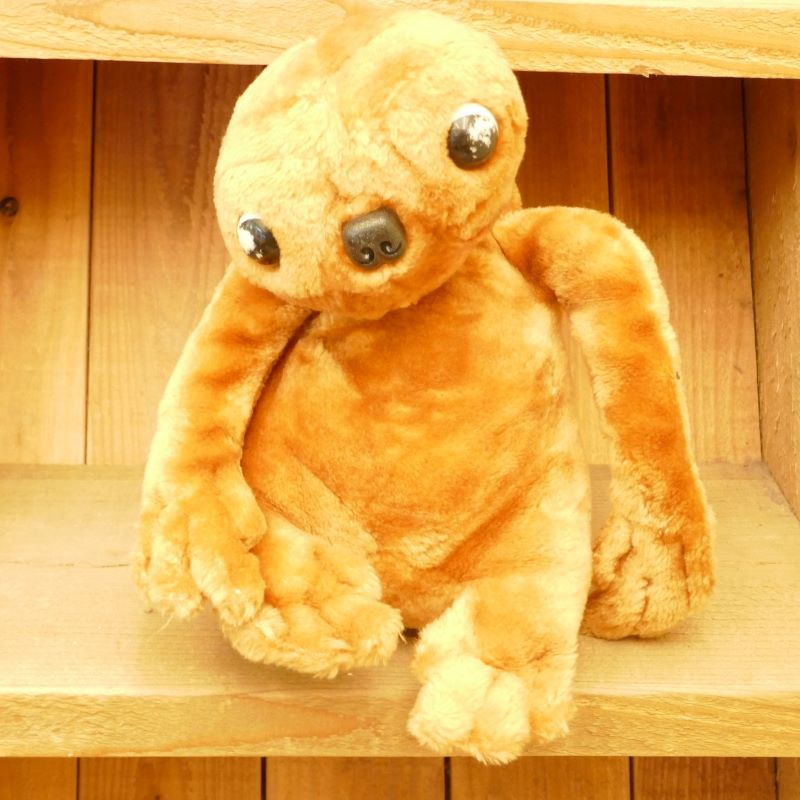 SOFT TOY E.T. VINTAGE PLUSH