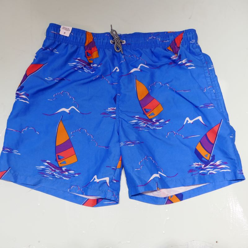 USED ARIZONA JEANS SHORT PANTS BLUE