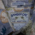 USED BAMBOO CAY S/S ALOHA SHIRT BEIGE