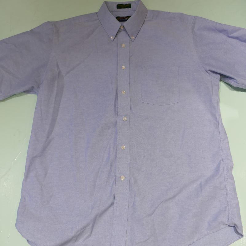USED CAMBRIDGE CLASSICS S/S OXFORD SHIRT