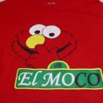 USED ELMOCO TEE RED