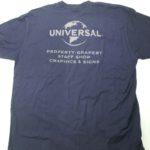 USED UNIVERSAL TEE NAVY