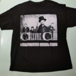 USED CULTURE CLUB TEE BLACK