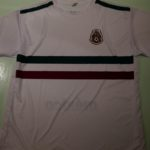 USED MEXICO S/S JERSEY SHIRT WHITE