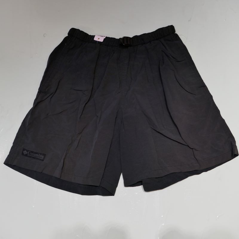 USED COLUMBIA SHORT PANTS BLACK