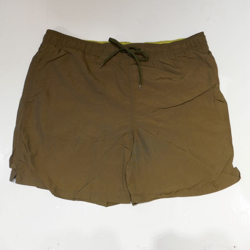 USED MERONA SHORT PANTS OLIVE