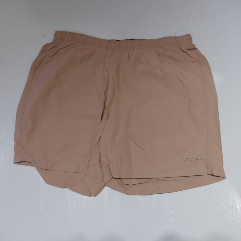 USED L.L.BEAN SHORT PANTS BEIGE